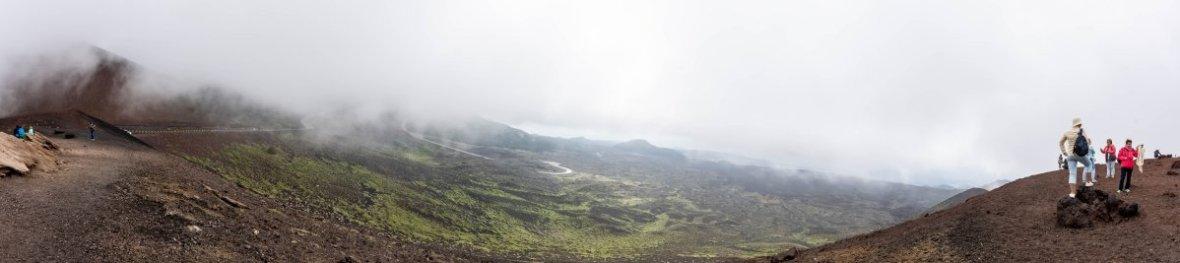 Silvestri - visit to mount etna