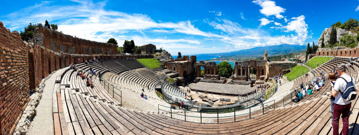 Things to do in Taormina - Greek Theatre