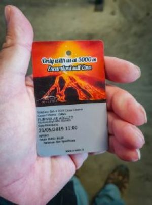 ticket visit to mount etna
