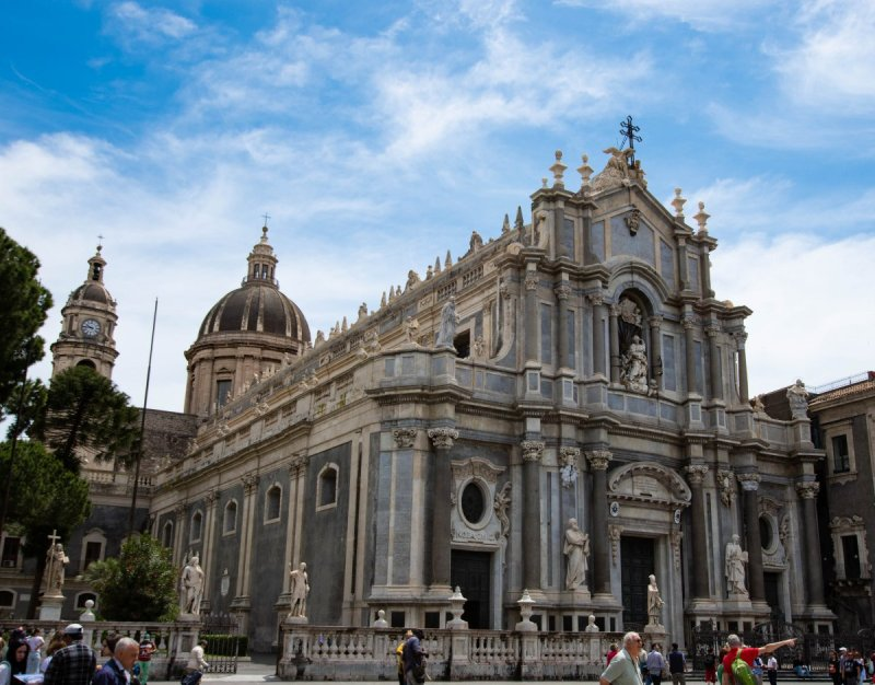 Cathedral Things to see in Catania
