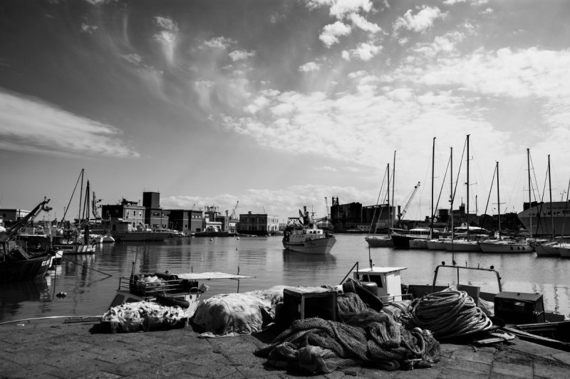 Harbour - Things to do in Catania