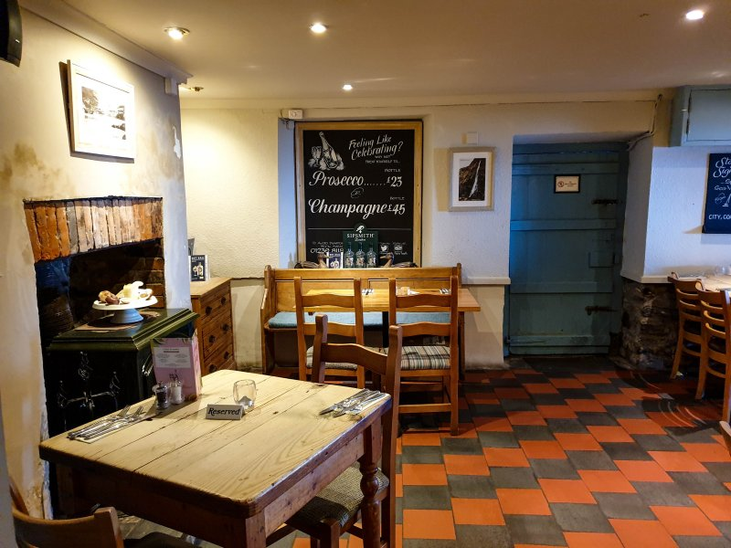 Tables - The Ship Inn Tresaith