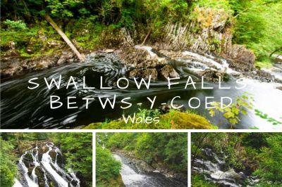 Swallow Falls, Betws-y-Coed