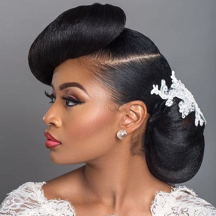I Do Ways To Style Your Natural Hair For A Wedding Eccentric Glow