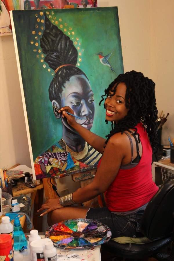 Tamara Natalie Madden Artist