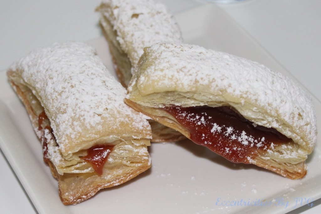 Guava Pastry Puff