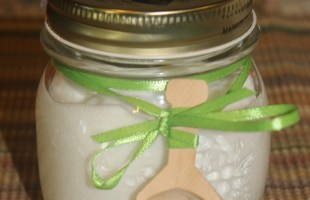 DIY – All natural aloe vera lotion