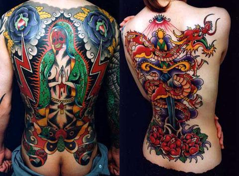 tattoos eccentric lower