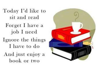 Enjoy a Book