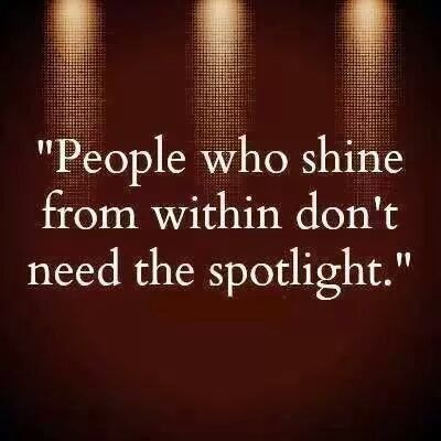 Shine Spotlight