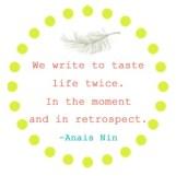 Taste Life Twice