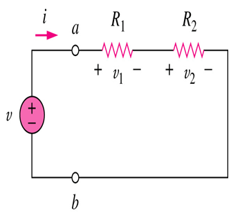 Basic Laws in Series and Parallel Resistor (Voltage and