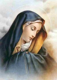 Gottesmutter Maria  FJMRitter