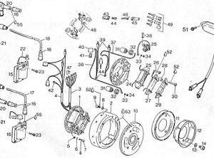 Rotax 503 Engine Parts & Decoke Gaskets Sets