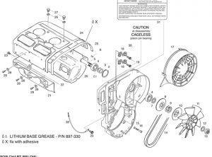 Rotax 582 Aircraft Engine 2 Cylinder 4 Stroke Aircraft
