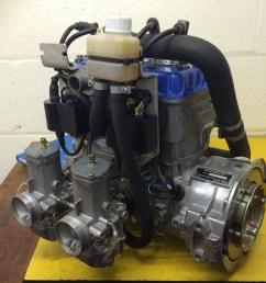 throttle rotax engines rotax 377 447 503 532 582 [ 3264 x 2448 Pixel ]