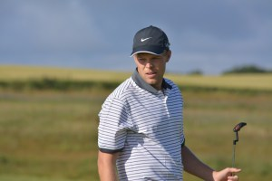 Martin Leth Simonsen håber, at han på Skjoldenæsholm Golf Center kan sikre sig en plads ved Made in Denmark for tredje gang.