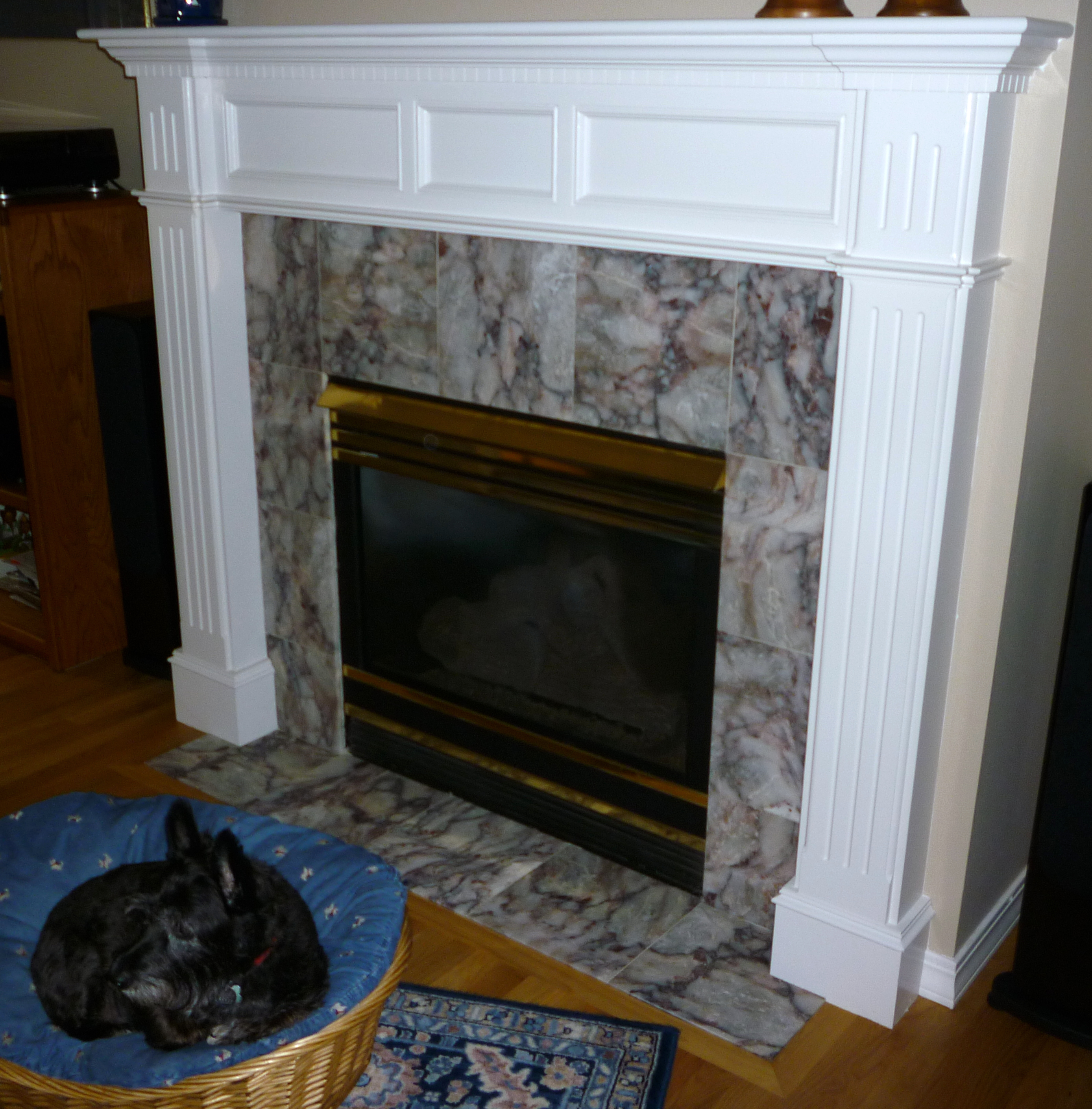 Updating an Old Fireplace  ECC Remodeling
