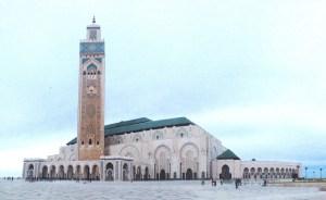 Morocco Hassan II Mosque