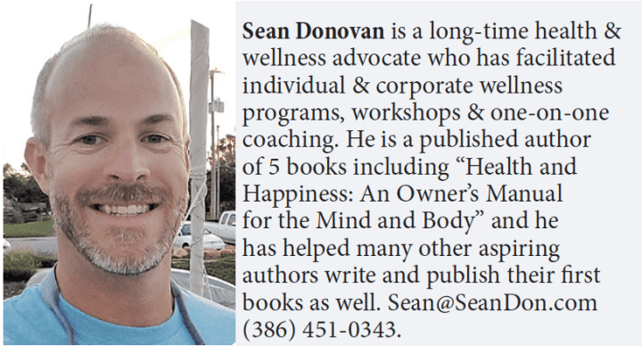 Sean Donovan Author biography