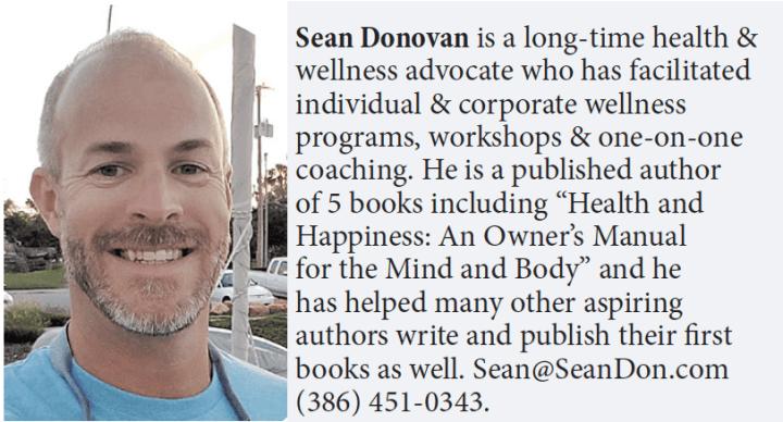 Sean Donovan Author biography