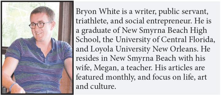 Bryon White author biography