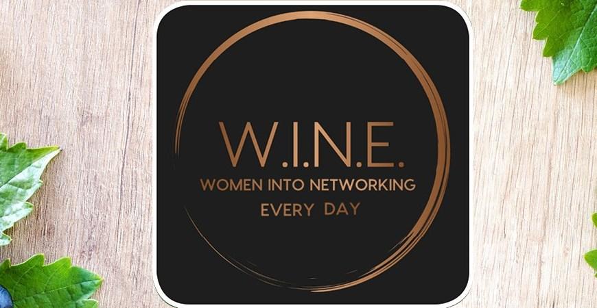 women into networking logo