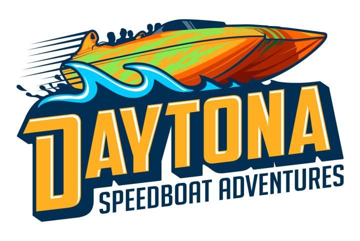 daytona speedboat adventures logo