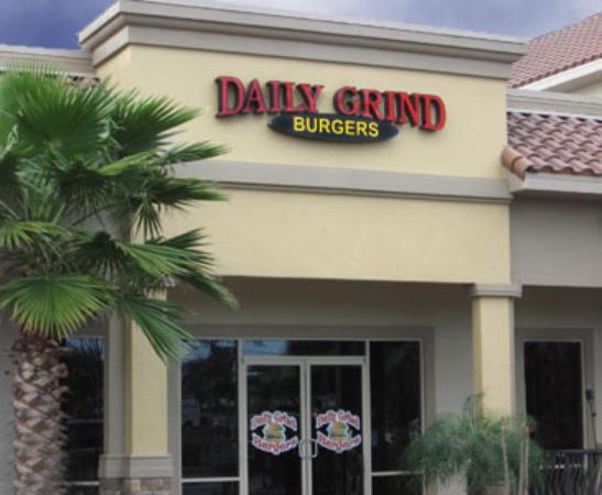 Daily Grind port orange