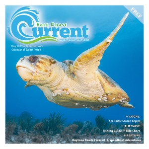 East Coast Current magazine may 2019 cover