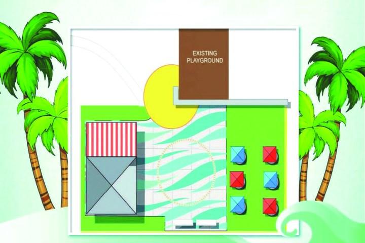 NSB Splash Pad Design