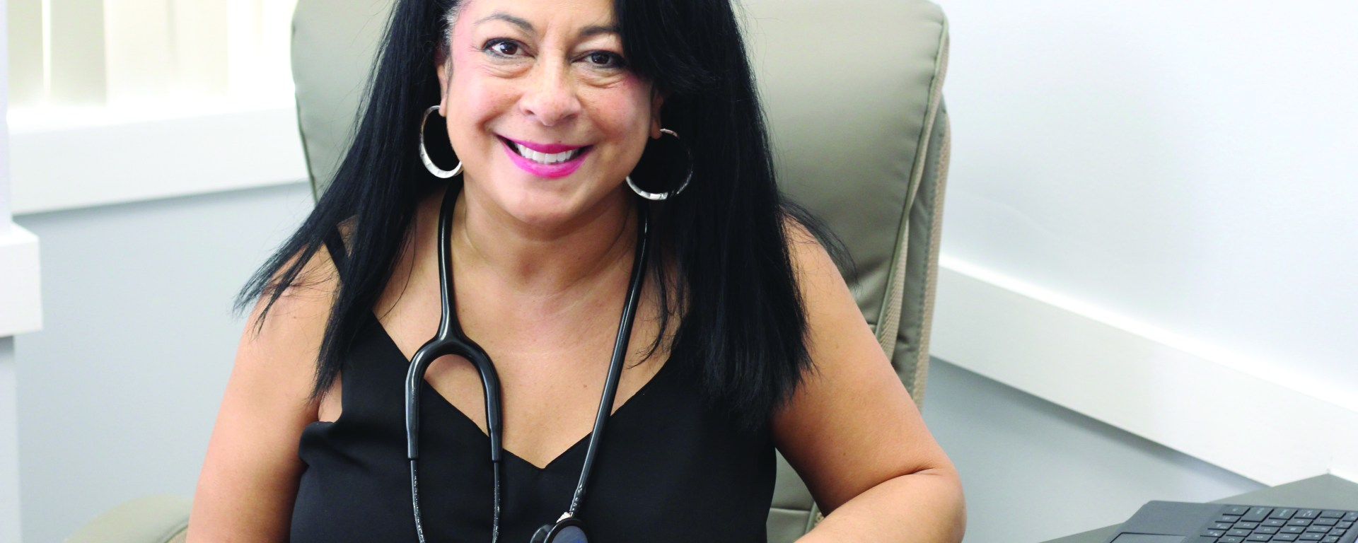 Dr Nalini Casey at volusia medical center