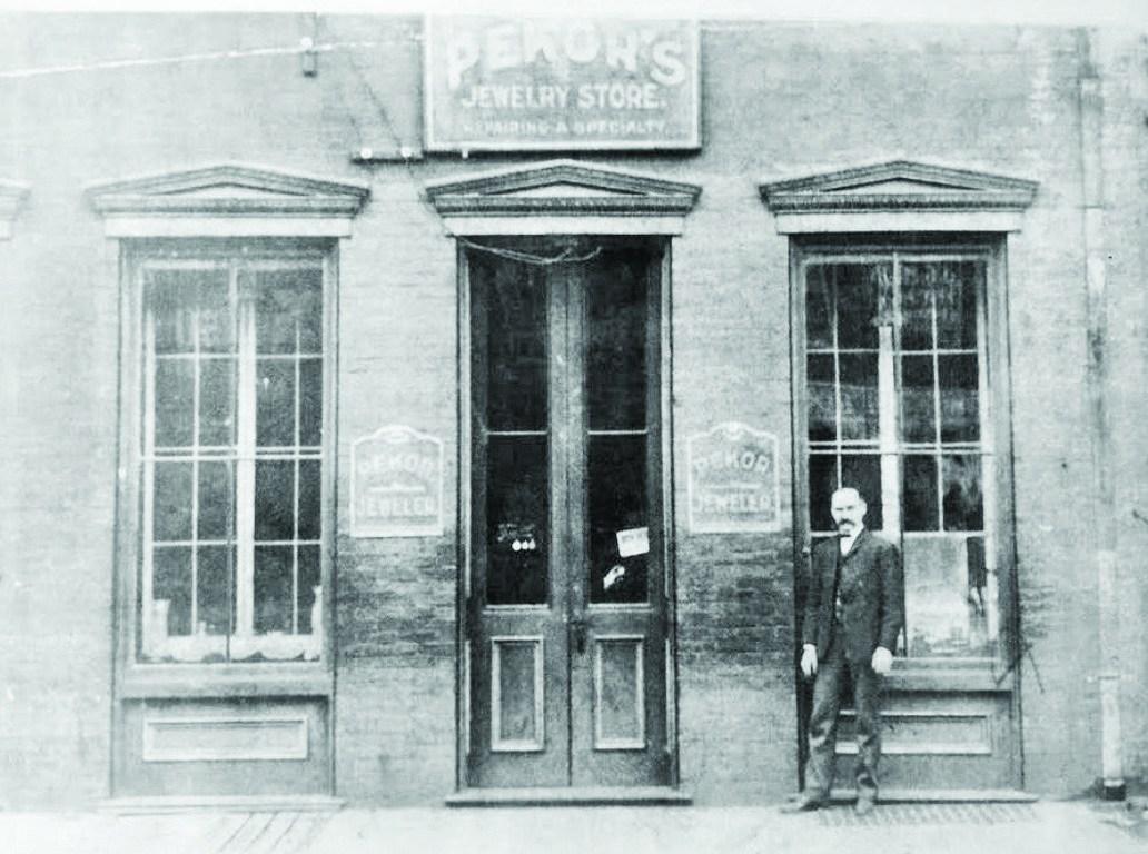 Original Pekor Jewelry Store