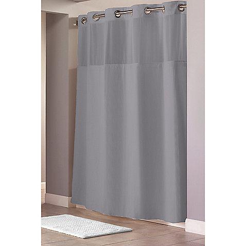 Hookless Shower Curtain Bed Bath & Beyond Video