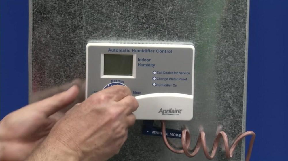 medium resolution of video home aprilaire digital humidistat troubleshooting e3 error code