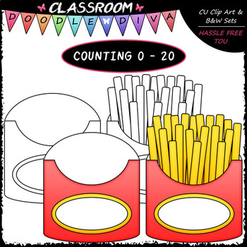 0 20 counting french