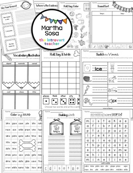 Dogs NO PREP ELA Printables for 2nd Grade by The Introvert