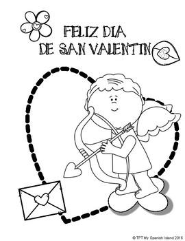 FELIZ DIA DE SAN VALENTIN «Happy Valentine's Day» by My