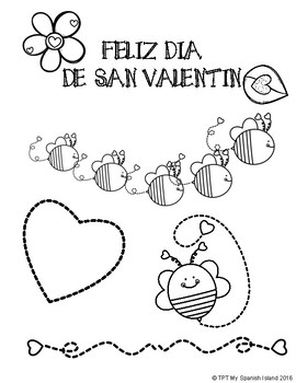 FELIZ DIA DE SAN VALENTIN «Happy Valentine's Day» by My