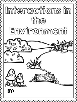 {Grade 7} Unit 1: Interactions in the Environment by