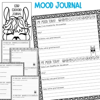Calm a Llama Worry Workbook 2nd Edition by The Counseling