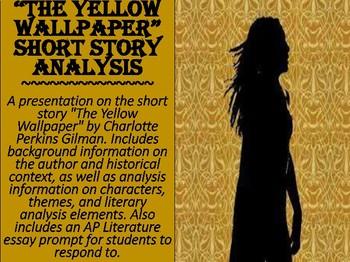 Charlotte Perkins Gilman The Yellow Wallpaper 1899 Summary ...