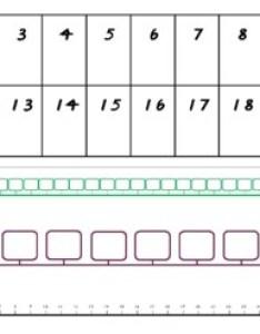 also number chart by guy marsden teachers pay rh teacherspayteachers