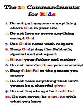10 commandments # 64