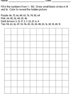 chart mystery picture free also by paula   primary classroom tpt rh teacherspayteachers