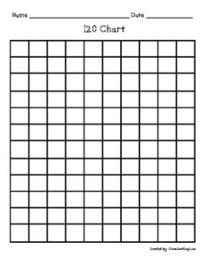chart  blank also by illuminatingluz teachers pay rh teacherspayteachers