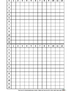 also  blank multiplication grid by teaching in fifth and sixth tpt rh teacherspayteachers