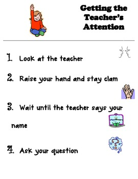 16 Social Skills Posters PB(i)S Support Materials by Easy
