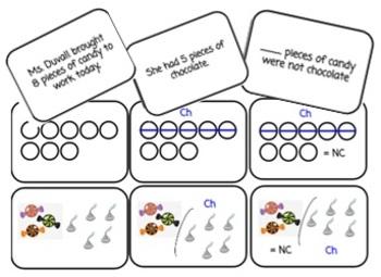 1st Grade Module 1 Eureka Math Stories (RTI Option) by As