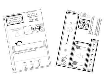 Interactive Math Notebooks: Interactive Mini-Books for